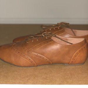Ollio Women's Oxford Shoes
